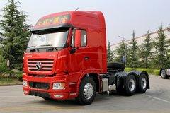 大运 N9重卡 430马力 6X4牵引车(锐雅红)(4255D44CA)