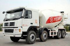大运 N8C重卡 340马力 8X4 混凝土搅拌车(DYX5310GJB32WPD3D)