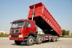 大运 N8C重卡 340马力 8X4 7.4米自卸车(DYX3311PA38WPD3D) 卡车图片