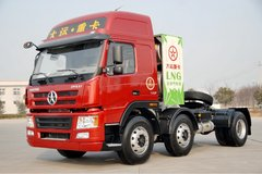 大运 N8E重卡 336马力 6X2 LNG牵引车(CGC4253N4XB) 卡车图片