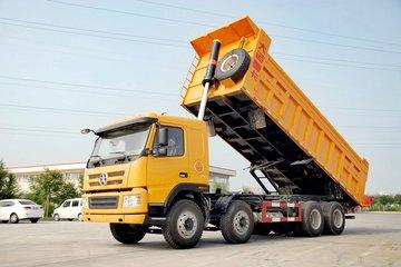 大运 新N8E重卡 复合型 350马力 8X4 6.8米自卸车(12挡)(CGC3310D5DDCD)