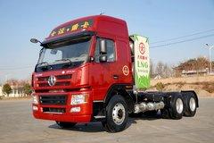 大运 N8E重卡 336马力 6X4 LNG牵引车(CGC4253WN4XC) 卡车图片