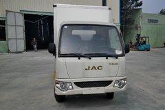 江淮好微  82马力 4X2  冷藏车(HFC5020XLCPW4E1B1D)