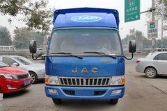 江淮 骏铃E6 120马力 4.2米单排仓栅轻卡(HFC5043CCYP91K5C2) 卡车图片