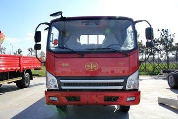 解放 虎V 154马力 4.85米排半栏板载货车(CA1091P40K2L2E5A84)