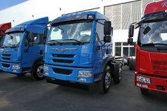 青岛解放 龙V中卡 220马力 6X2 9.5米载货车底盘(CA1250PK2L7T3E4A80) 卡车图片