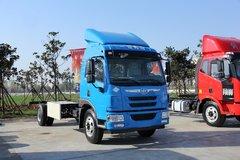 青岛解放 龙V中卡 220马力 4X2 CNG 6.8米载货车底盘(CA5167CCYPK2L2NE5A80-1) 卡车图片