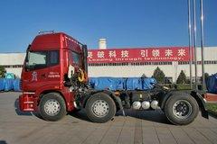 福田 欧曼ETX 6系重卡 超能版 380马力 6X2牵引车(BJ4253SNFKB-XJ)