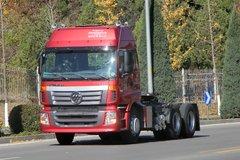 福田 欧曼ETX 6系重卡 400马力 6X4牵引车(BJ4253SNFKB-XG) 卡车图片