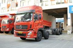 东风商用车 天龙重卡 292马力 8X4 9.6米载货车底盘(DFL1311A10) 卡车图片