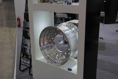 美铝 22.5x13.00 大宽胎铝合金车轮(编号:833520)