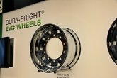 美铝 22.5x11.75 重载大宽胎铝合金车轮(编号:817570)