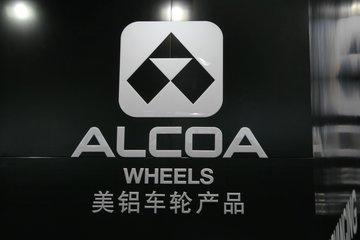 美铝 19.5x8.25 铝合金车轮(编号:783470)