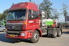福田 欧曼ETX 6系重卡 380马力 6X4 LNG牵引车(BJ4253SMFCB-4) 卡车图片