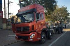 东风商用车 天龙重卡 270马力 8X2 9.6米载货车底盘(DFL5311CCYAX11B) 卡车图片