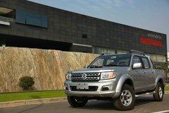 郑州日产 东风锐骐 标准型 2015款 两驱 2.4L汽油 双排皮卡