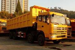 三环十通 御龙重卡 290马力 8X4 6.8米自卸车(STQ3314L16Y4B14) 卡车图片