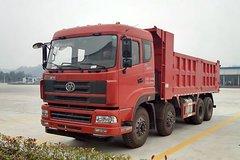 三环十通 御龙重卡 300马力 8X4 7.4米自卸车(STQ3316L16Y4B14) 卡车图片