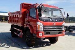 三环十通 1059福星卡 130马力 3.8米自卸车(STQ3169L4Y34)