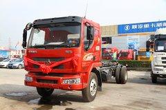 东风柳汽 乘龙M3中卡 170马力 4X2 6.8米载货车底盘(LZ1165M3AAT) 卡车图片