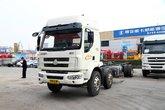东风柳汽 乘龙M3中卡 220马力 6X2 9.6米载货车底盘(LZ1200M3CAT)