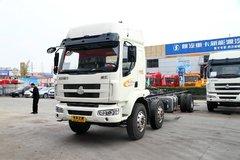 东风柳汽 乘龙M3中卡 220马力 6X2 9.6米载货车底盘(LZ1200M3CAT) 卡车图片