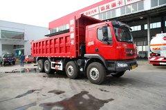 东风柳汽 乘龙 270马力 8X4 6.5米自卸车(LZ3310REBA) 卡车图片