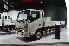 江淮 帅铃K340 124马力 4.2米单排栏板轻卡(油刹)(HFC1041P73K4C3-1) 卡车图片