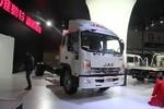 江淮帅铃 威司达W530中卡 165马力 4X2 6.8米栏板载货车底盘(HFC1121P70K1E1)