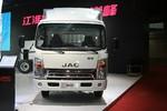 江淮 帅铃H330 141马力 3.8米排半厢式轻卡(HFC5043XXYP71K1C2)