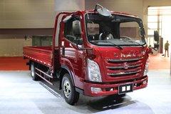 四川现代 瑞越 115马力 4.18米单排栏板轻卡(CNJ1040ZDB33M) 卡车图片