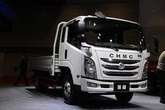 四川现代 瑞越 100马力 3.9米排半栏板轻卡(CNJ1040ZP33M) 卡车图片