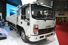 江淮 帅铃H384 160马力 4.8米排半栏板轻卡(HFC1081P71K1C6) 卡车图片