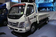 福田 奥铃TX 110马力 4.2米单排栏板轻卡(气刹)(BJ1049V9JD6-AA) 卡车图片