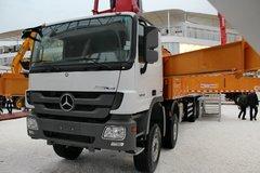 三一 66米混凝土泵车(奔驰底盘)(SY5540THB)