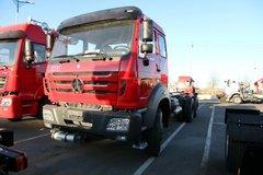 北奔 NG80系列重卡 300马力 6X4 8米LNG载货车底盘(ND1250BG5J6Z00) 卡车图片