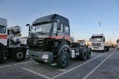北奔 NG80B重卡 336马力 6X4牵引车(ND42507B32J) 卡车图片