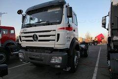 北奔 NG80系列重卡 290马力 4X2 牵引车(ND41805A35J) 卡车图片
