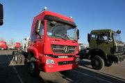 北奔 V3M重卡 336马力 6X4 LNG牵引车(国五)(ND4250B38J7Z00)