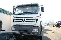 北奔 NG80系列重卡 300马力 4X4 6.2米越野载货车(ND2163E48J) 卡车图片