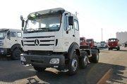 北奔 NG80B重卡 336马力 6X2 LNG牵引车(ND4240L27J6Z00)