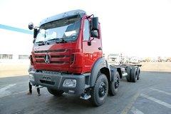 北奔 NG80系列重卡 336马力 8X4 9米载货车(ND1316D41J) 卡车图片
