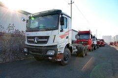 北奔 V3重卡 290马力 6X4 5.4米自卸车(ND32500B38J7) 卡车图片