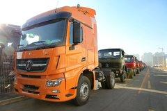 北奔V3重卡 336马力 4X2 牵引车(ND4181A35J)(出口版) 卡车图片