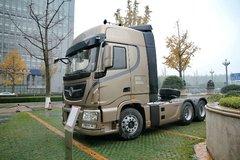 东风商用车 天龙旗舰重卡 480马力 6X4牵引车(高配)(DFH4250C) 卡车图片