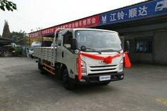 江铃 凯锐800H 152马力 4.7米排半栏板轻卡(JX1083TPKA2) 卡车图片