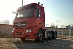 北奔 V3HT重卡 375马力 6X2牵引车 卡车图片