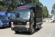 江淮 帅铃H330 141马力 4.12米单排厢式轻卡(黑金刚)(HFC5100XXYP71K2C2)