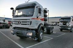 北奔 NG80重卡 380马力 6X4 CNG牵引车(ND4250B38J6Z00)