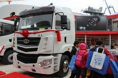 华菱 汉马重卡 375马力 4X2牵引车(HN4182A31C4M4) 卡车图片